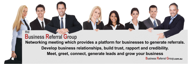 Business-Referral-Networking-Group-Linkedin-Company-page